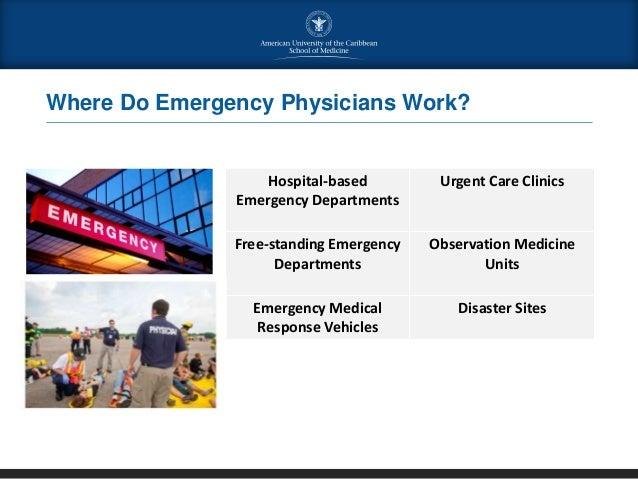 AUC Specialty Webinar | All About Emergency Medicine