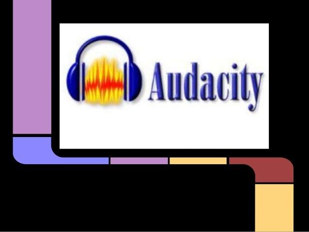 ¿Qué es?•   Es un editor de audio multilingüe.•   Fue creado en 1999, pero no se publicó    como software hasta el 2000.• ...