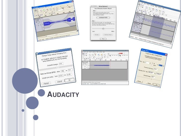 Audacity <br />