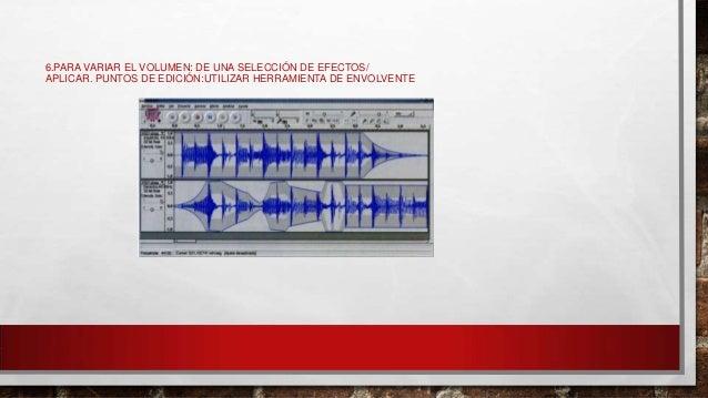 7.PARA TERMINAR LA PIEZA EDITADA : PRIMERO LE PICAS EN SELECCIONAR , DESPUÉS EN ARCHIVO / Y LUEGO AL FINAL GUARDAR PROYECT...