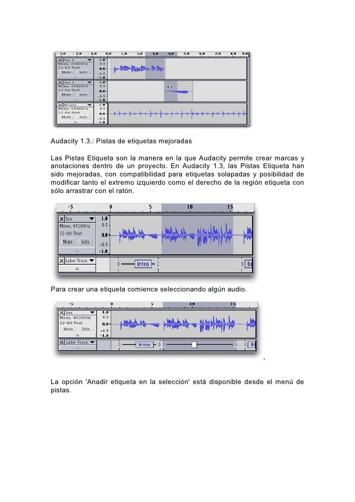 Easy-to-use multi-track audio editor and recorder for Windows