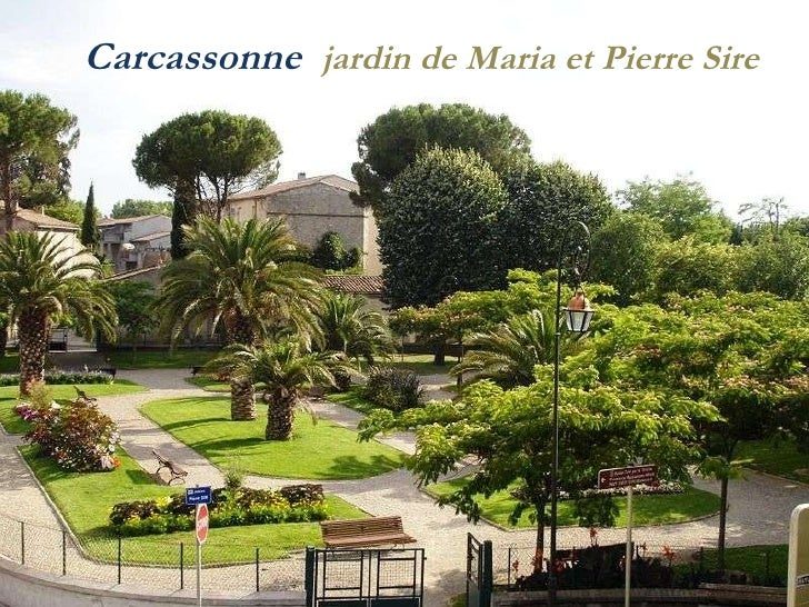 Aude 11 carcassonne et d 39 autres villages for Le jardin carcassonne