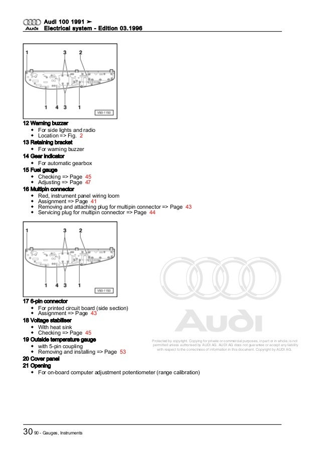 38: Audi 100 Wiring Diagram At Hrqsolutions.co
