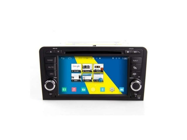 autoradio android audi a3 s3 rs3 2003 2012 poste dvd gps. Black Bedroom Furniture Sets. Home Design Ideas