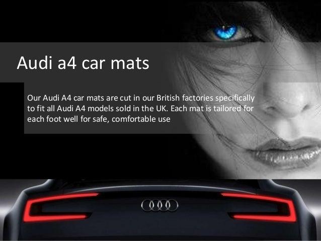 Audiacarmatsjpgcb - Audi a4 car mats