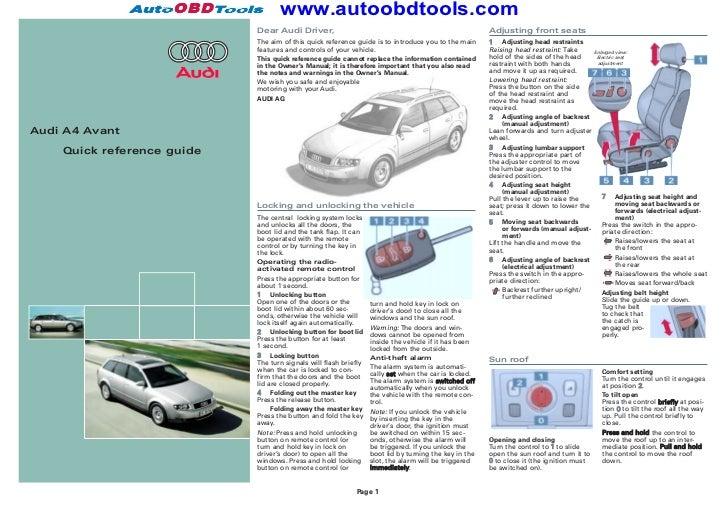 audi a4 guide today manual guide trends sample u2022 rh brookejasmine co Audi S6 Audi S8
