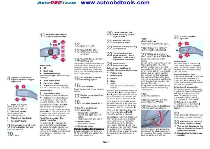 audi a4 quick reference guide diagram user manual rh slideshare net audi a4 b5 repair manual audi a4 b5 owners manual