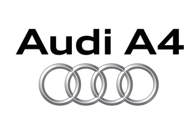 Audi AUDI AG 85045 Ingolstadt www.audi.es Válido desde septiembre 2015 Impreso en Alemania 533/1153.40.61 Los modelos y eq...