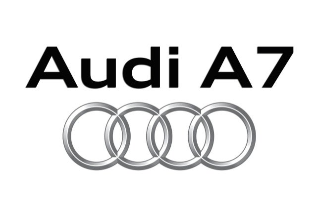 AudiAudi A la vanguardia de la técnica A7Audi A7 Sportback Audi S7 Sportback Villenamovil - Autovía de Levante km. 53,5 - ...