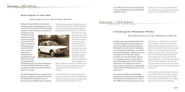 Januar – 40 Jahre     January – 40 Years                                                                                  ...