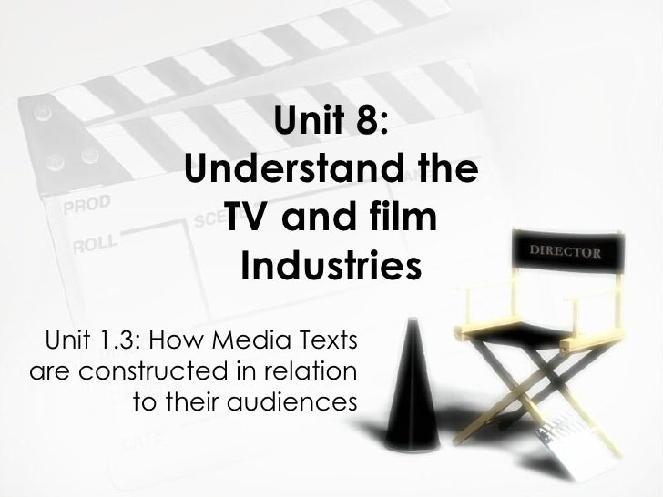 unit 8 understand tv insutries Looking for industry-specific information some industries you will find here are: construction, tax professionals, plus many more.