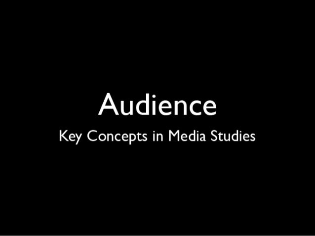 All media texts are made for a particular audience. Most ofthe time we take this for granted – we know that we are likelyt...