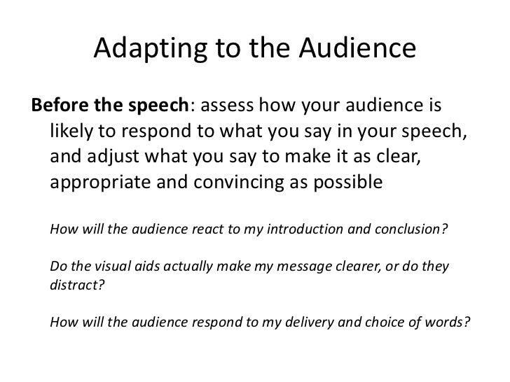 spe audience analysis political agenda 11