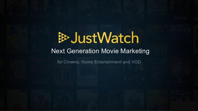 Next Generation Movie Marketing for Cinema, Home Entertainment and VOD