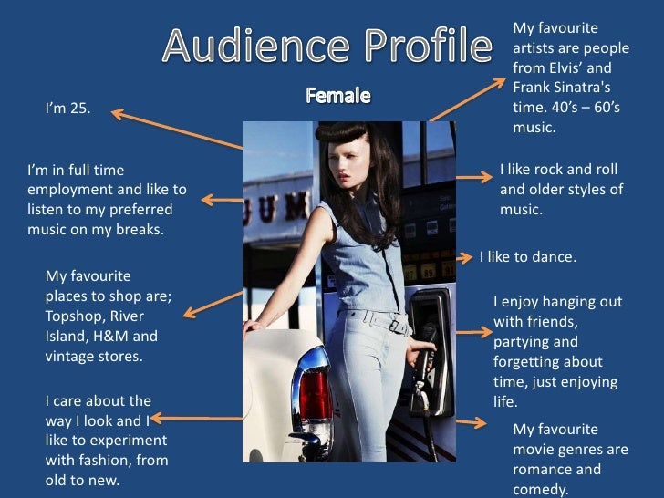 audience profile Learn how to do audience profiles like inflow, which is faster, less expensive and  more effective for inbound marketing purposes than traditional.