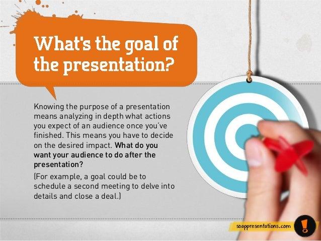 Tips on Building Audience Focused Presentations Slide 3