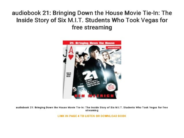 Audiobook 21 Bringing Down The House Movie Tie In The Inside Story