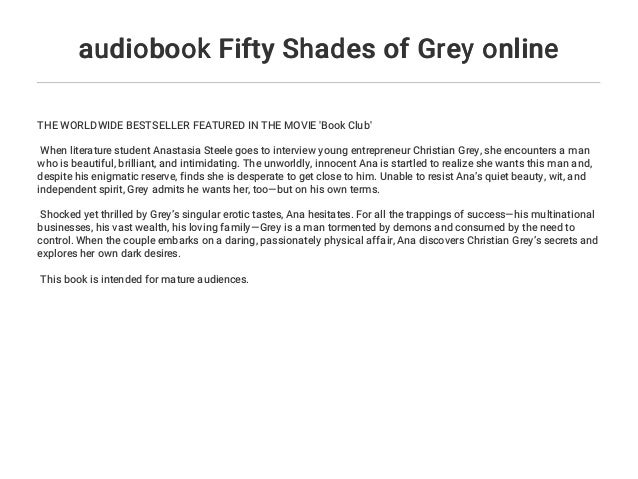 Grey fifty film of online shades 10 Best