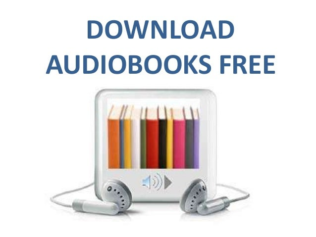 audio books free download