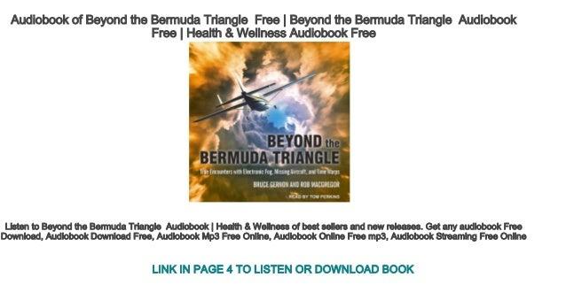 Triangle Audiobook Of FreeT… Beyond The Bermuda vNnw80m