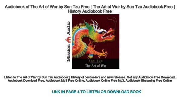 the art of war free online