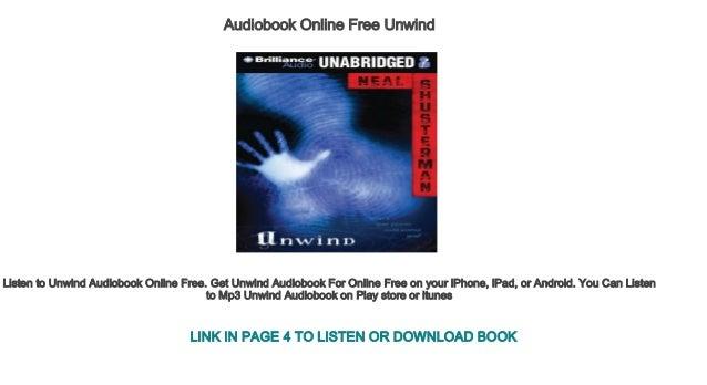 Unwind online free