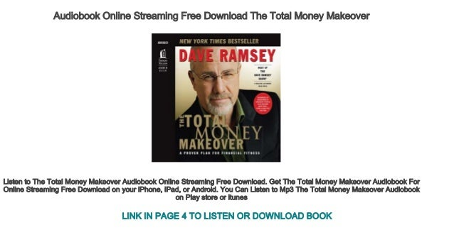 The total money makeover audiobook free | the total money makeover ( ….