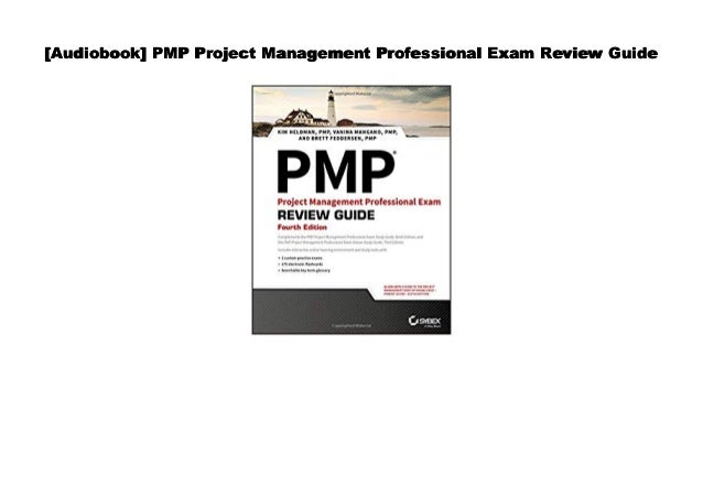 PDF~] PMP Project Management Professional Exam Review Guide