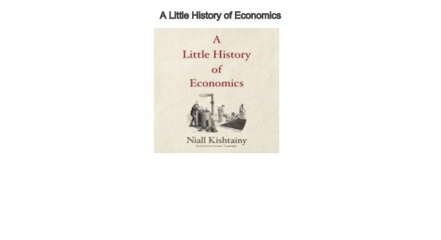 Audio Books Free Download Mp3 A Little History Of Economics