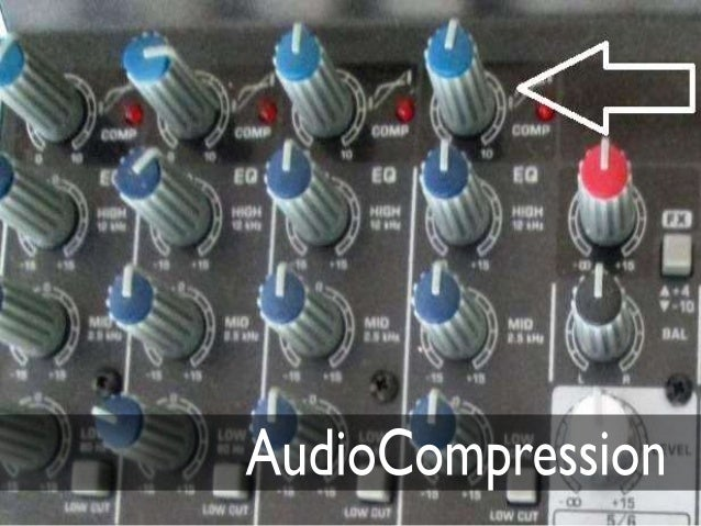 The Compressor effect reduces the dynamic range of audio. One of the main purposes of reducing dynamic range is to permit ...