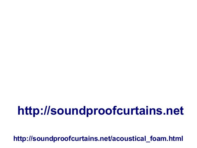 http://soundproofcurtains.net/acoustical_foam.html Audio Foam Sheets, 4 Types Of Audio Dampening Foam by http://soundproof...