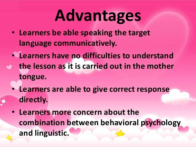 Audio Lingual Method Liza