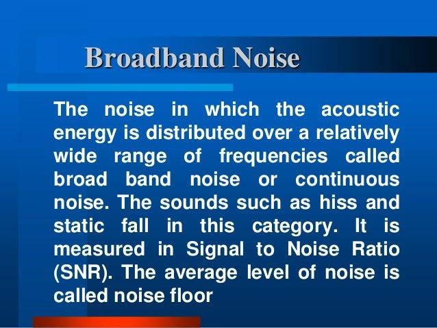 Audio Noise Reduction Techniques