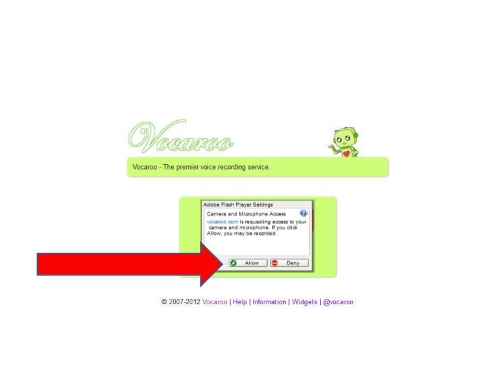 Ein Beispiel• http://web20zauberschule.wikispaces.com/Vocaro