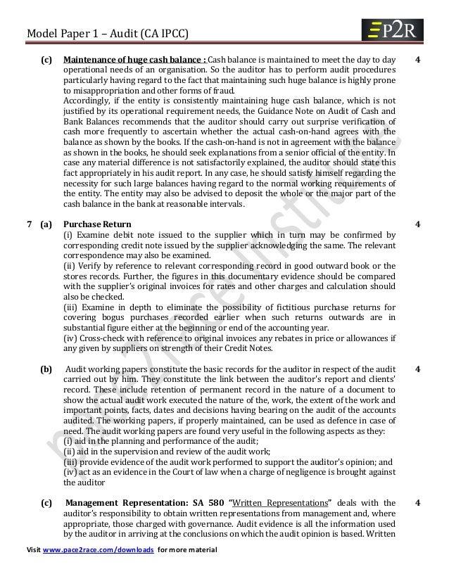 CA IPCC STUDY MATERIAL PDF FREE DOWNLOAD - ICAI