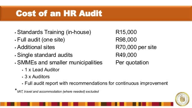 Hr Audits Go Live Slides By Christine Botha Head Of Sabpp Audit Un
