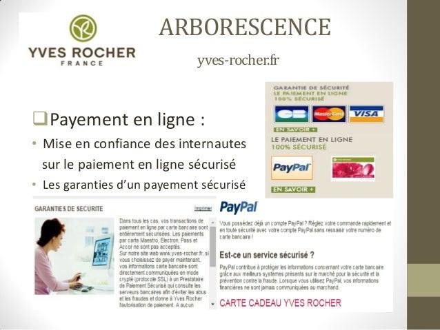 5afbaf9313 ARBORESCENCE yves-rocher.fr  Livraison et services après vente; 16. ADN de  la ...