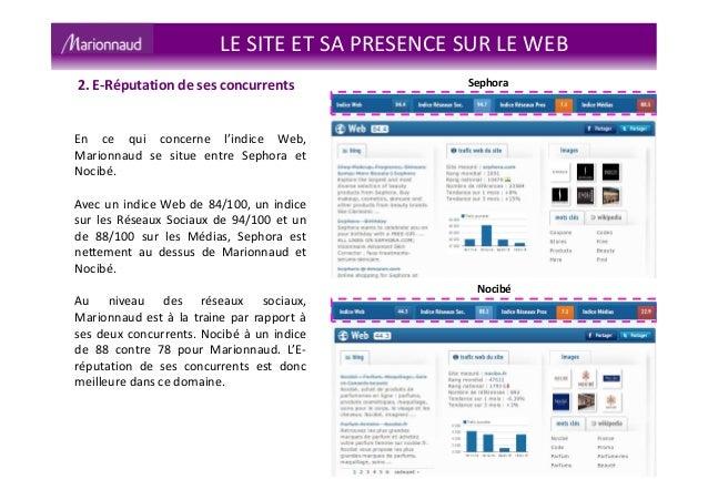 Audit Site Marionnaud Site Du Du Du Marionnaud Audit Site Web Audit Web eYW29IbHED