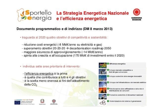 Audit e check up energetici nelle imprese: da formalità ad opportunità - Davide Poli Slide 3