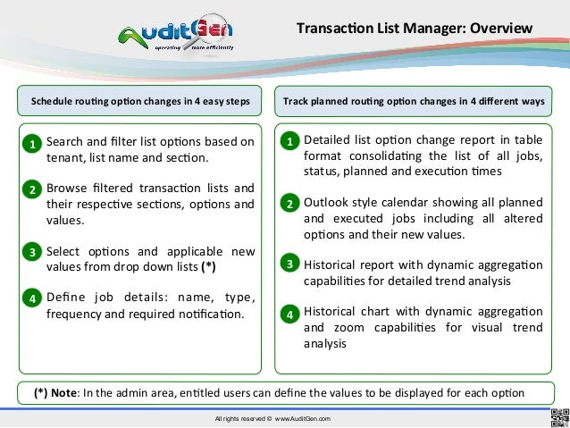 karimadon operations audit Auditing standard no 5 tests of controls in an audit of internal the scope of the audit should include entities that are acquired on or before the date of management's assessment and operations that are accounted for as discontinued operations on the date of management.