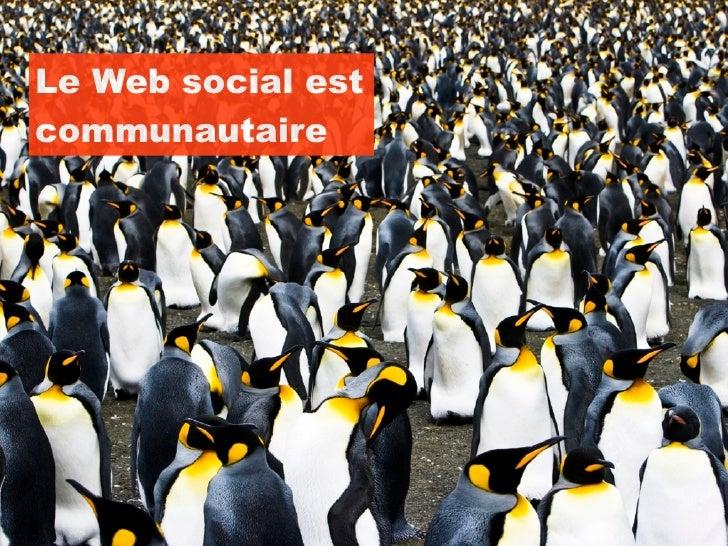 Audit influence dans le Web social Slide 3
