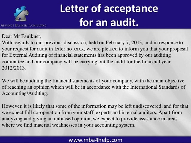 Auditing 304 Part2