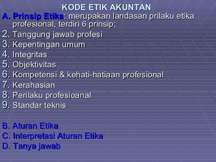 Auditing Bahan Kuliah Standart Auditing 2