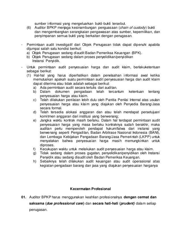 Audit Investigasi Catatan Catatan