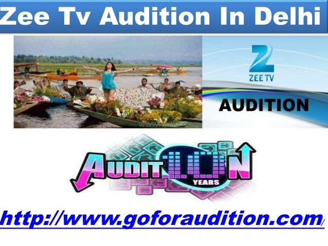 At GoForAudition- The Fest For Auditions For New Tv Serials Is Ever C…