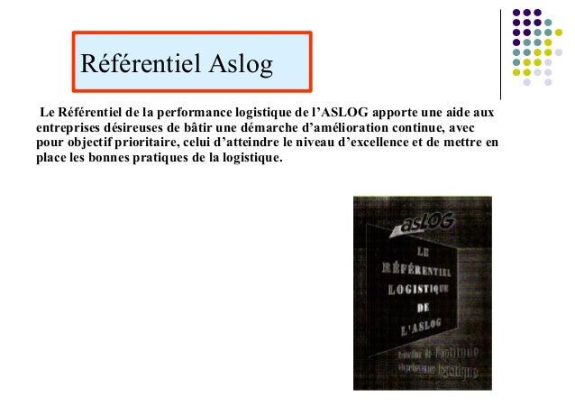 referentiel aslog