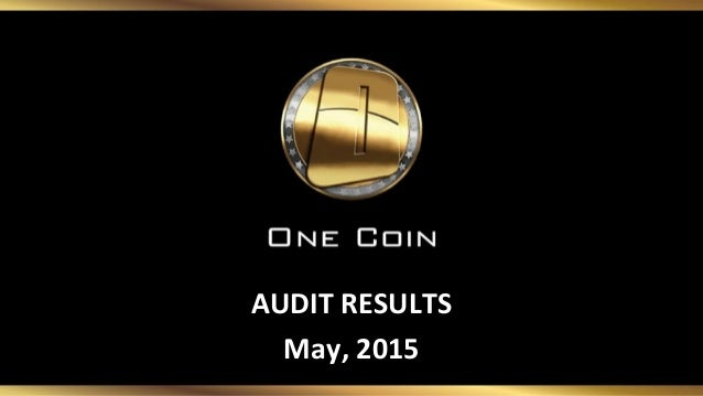 AUDIT RESULTS May, 2015