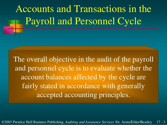 payroll and personnel cycle audit Special request – bonus, late paperwork, etc addressing root cause – of off cycle checks payroll  performing an internal payroll audit  payroll audit.