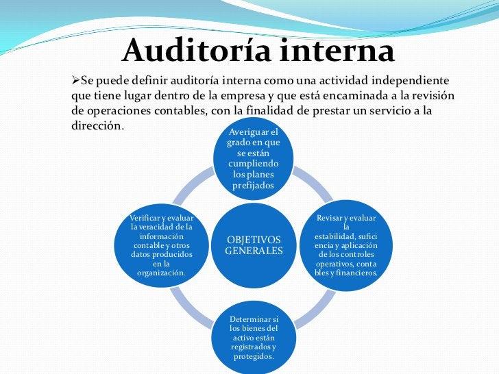 La auditoría y la contabilidad<br />