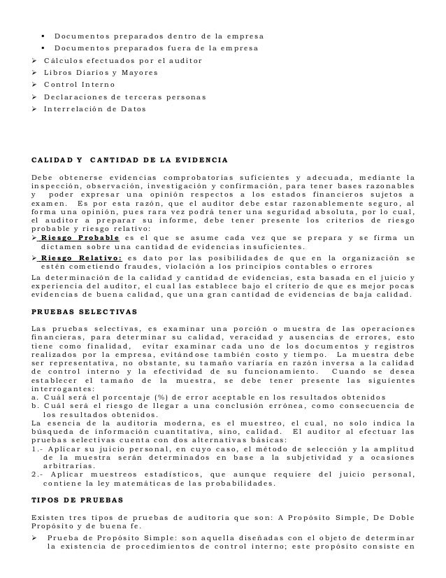     Documentos preparados dentro de la empresa        Documentos preparados fuera de la empresa   Cálculos efectuados p...